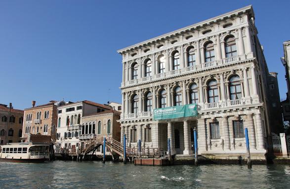 Venedig-Ca-Rezzonico