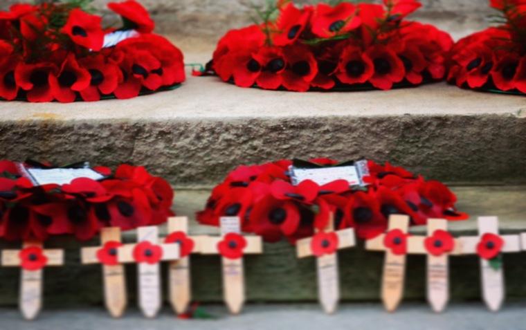 UK - Armistice Day 90th Anniversary