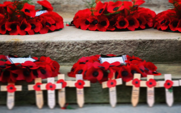 UK - Armistice Day 90th Anniversary