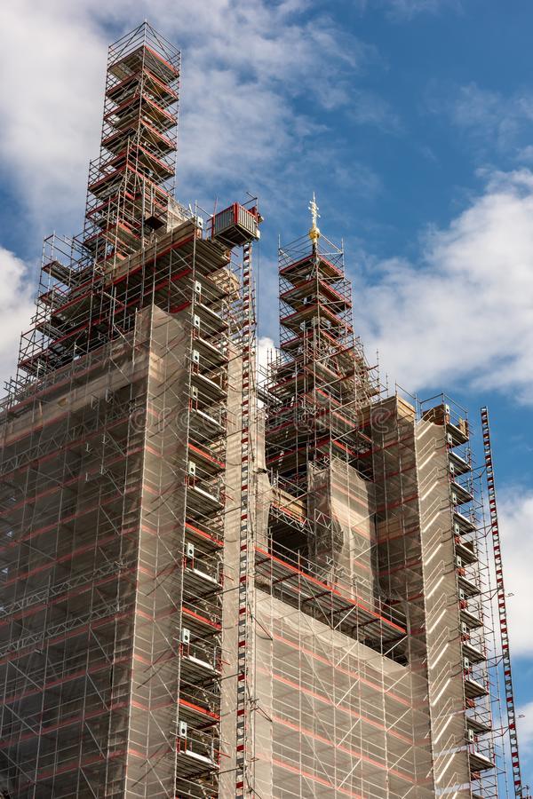 construction-site-renovation-michelsberg-abbey-bamberg-120991578